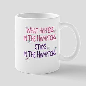 What Happens in the Hamptons Mug