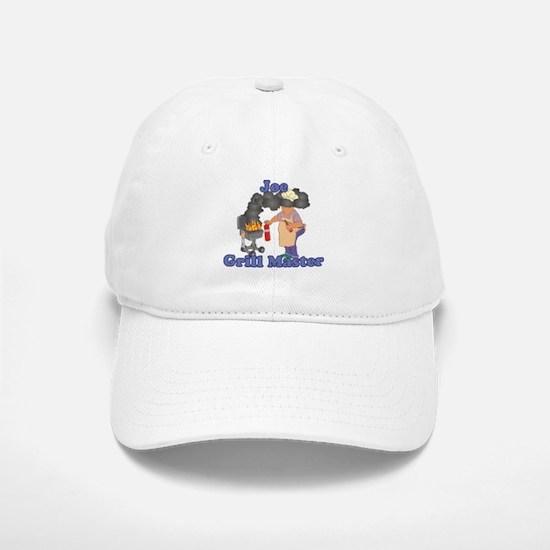 Grill Master Joe Baseball Baseball Cap