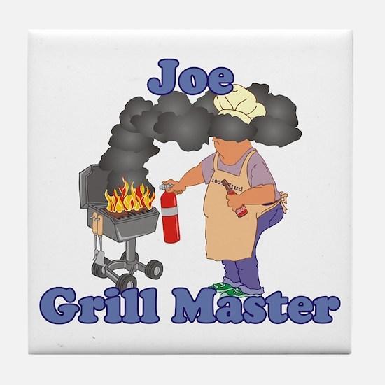 Grill Master Joe Tile Coaster