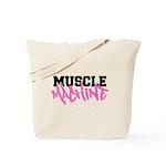 Muscle machine Tote Bag