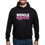 Muscle machine Hoodie (dark)