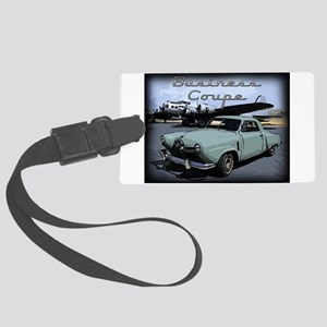 Business Coupe Large Luggage Tag