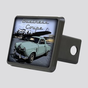 Business Coupe Rectangular Hitch Cover