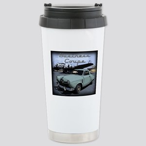 Business Coupe Stainless Steel Travel Mug