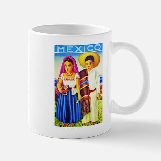 Mexico Travel Poster 12 Mug