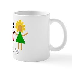 Contemporary Sisterhood Mug