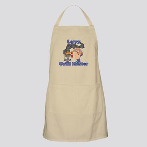 Grill Master Larry Apron