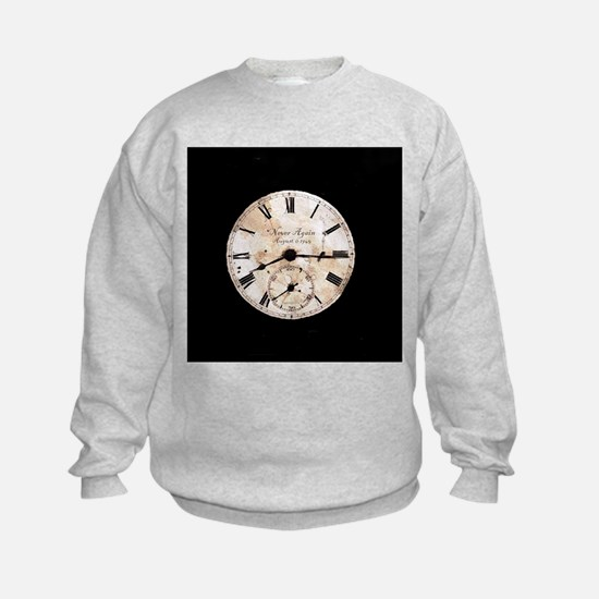 Hiroshima - Never Again Sweatshirt