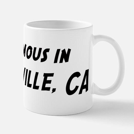 Famous in Porterville Mug