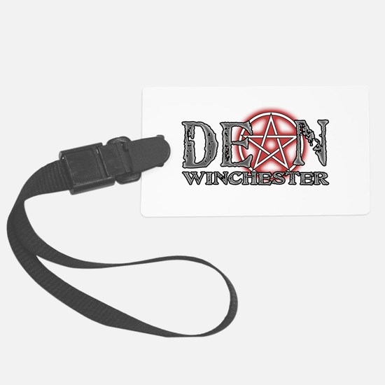 Star-Dean-BLK.png Luggage Tag