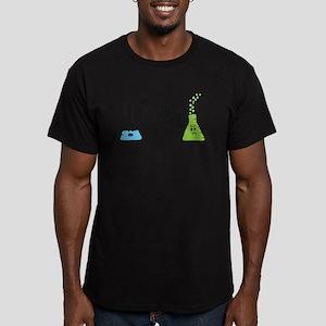 Overreacting Men's Fitted T-Shirt (dark)