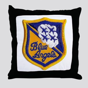 U. S. NAVY BLUE ANGELS Throw Pillow