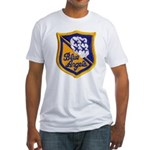 U. S. NAVY BLUE ANGELS Fitted T-Shirt