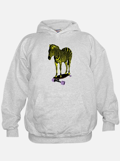 zebra skate Hoody