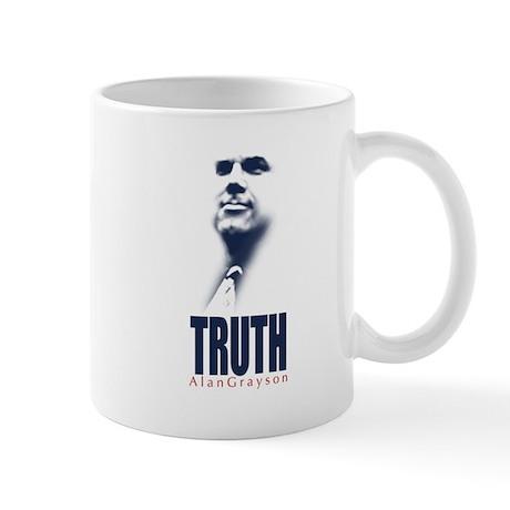 Grayson. Truth. Mug