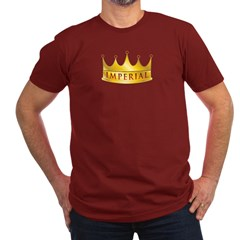 Imperial Men's Fitted T-Shirt (dark)