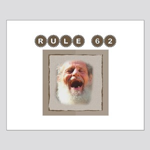 Rule 62 ~ Old Man ~2000x2000 Small Poster
