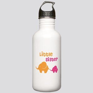 Little sister elephant Stainless Water Bottle 1.0L