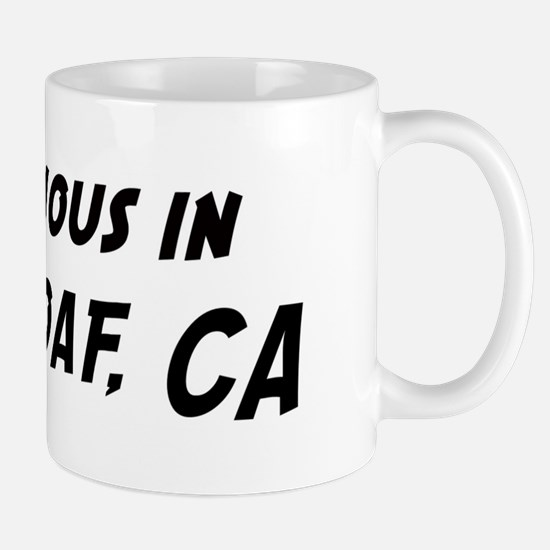 Famous in Sugarloaf Mug