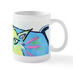 """Lemoncat"" Mug Mugs"