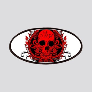 Ace Skull Patches