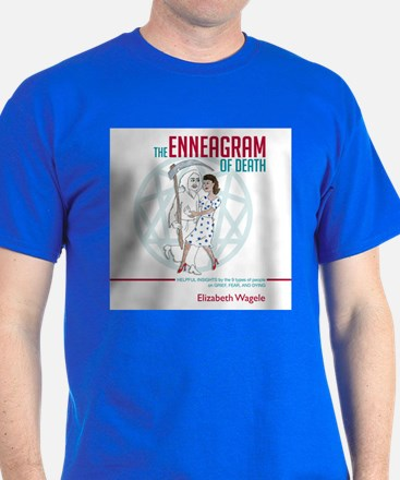 Enneagram of Death Many Colors of T-Shirts