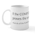 Flawed Design Mug