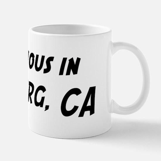 Famous in Pittsburg Mug