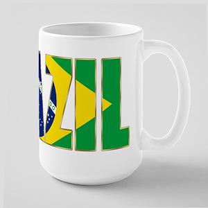 Brazil Large Mug