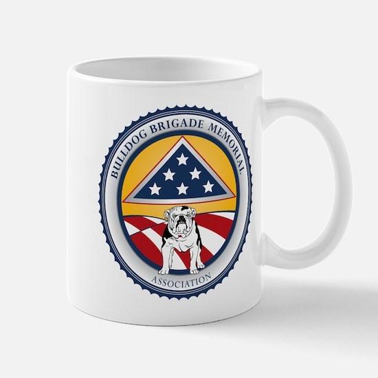 Bulldog Brigade Memorial Mug