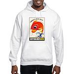 Linguists Need Data Hooded Sweatshirt
