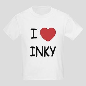 I heart INKY Kids Light T-Shirt