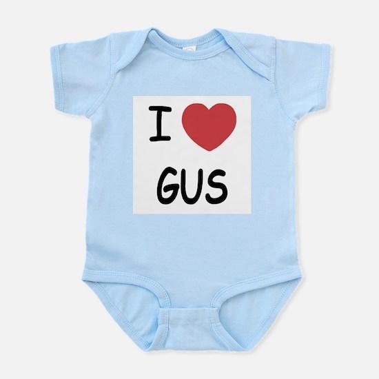 I heart GUS Infant Bodysuit