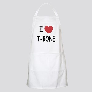 I heart T-BONE Apron