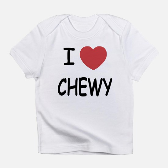 I heart CHEWY Infant T-Shirt