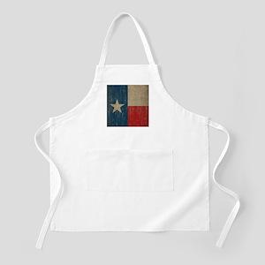 Vintage Texas Flag Apron