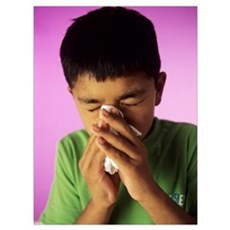 Sneezing Poster