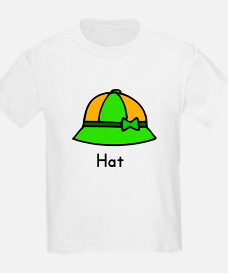 Hat Flashcard Tee for Her