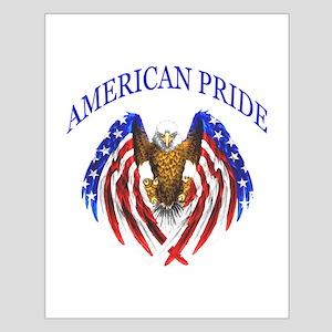 American Pride Eagle Small Poster