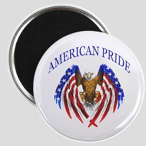 American Pride Eagle Magnet