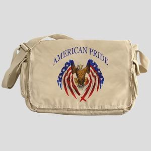 American Pride Eagle Messenger Bag