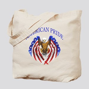 American Pride Eagle Tote Bag