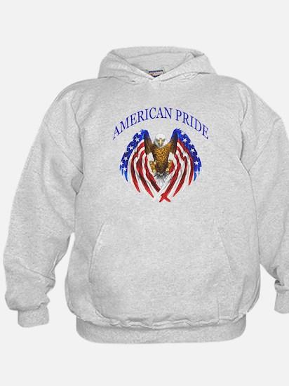 American Pride Eagle Hoodie