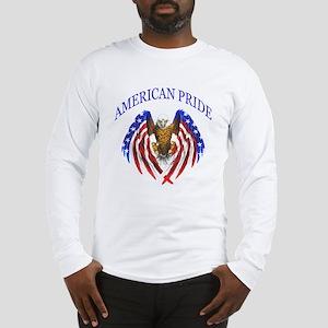 American Pride Eagle Long Sleeve T-Shirt