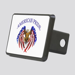 American Pride Eagle Rectangular Hitch Cover