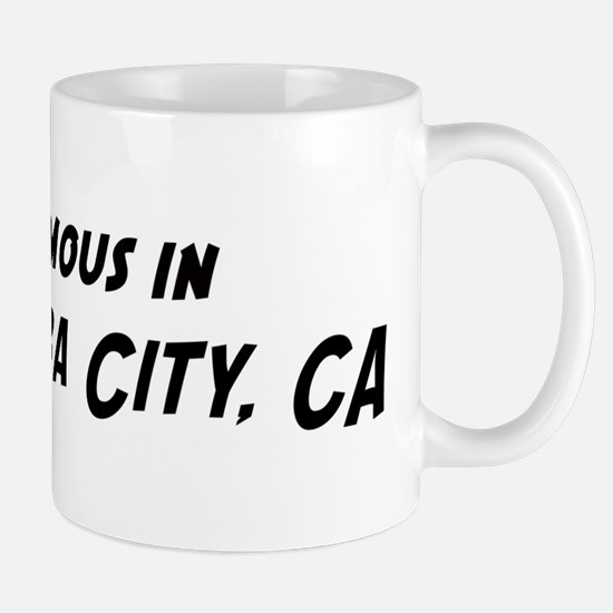 Famous in South Yuba City Mug