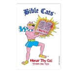 BIBLE CATS Postcards (8)