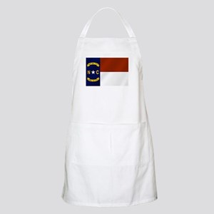 North Carolina Flag Apron