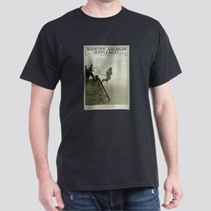 DEEP SEA DIVER ENTRY Dark T-Shirt