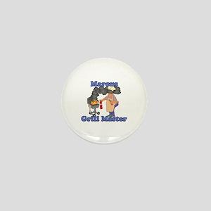 Grill Master Marcus Mini Button